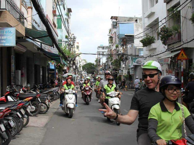 The best travel partner in Vietnam.