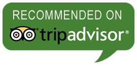 Pioneer Travel Recommended on Trip Advisor